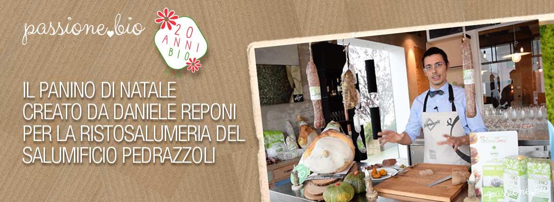 Il panino di Natale by Reponi e la Ristosalumeria